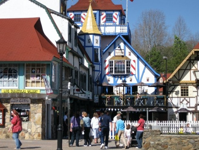 North Georgia's Bavarian Village