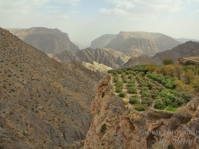 Ancient villages of the Jebel – Al Aqar, Al Ayn, Ash Sharayjah Ar Rissah  Oman