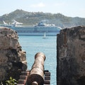 Fort Amsterdam Little Bay  Sint Maarten