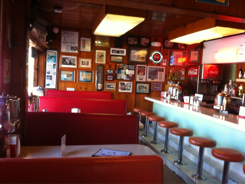 Original S.F Diner San Francisco California United States