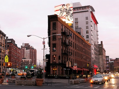 Meatpacking District and Gansevoort Market New York New York United States