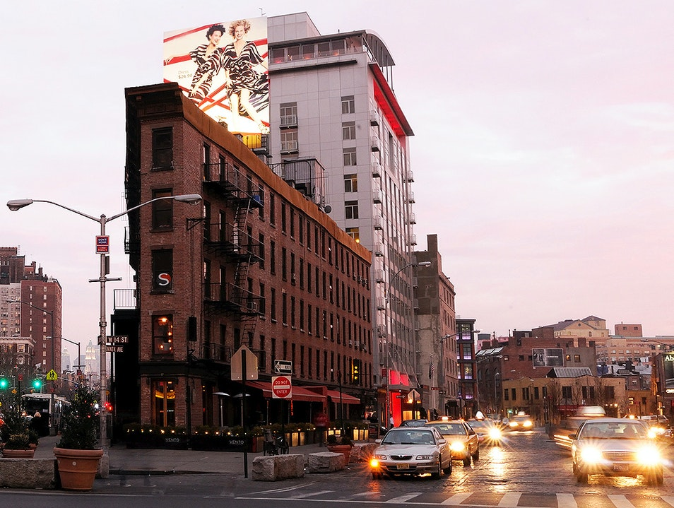 Meatpacking District and Gansevoort Market