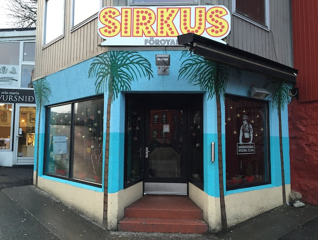 Run Away to Sirkus in the Faroe Islands