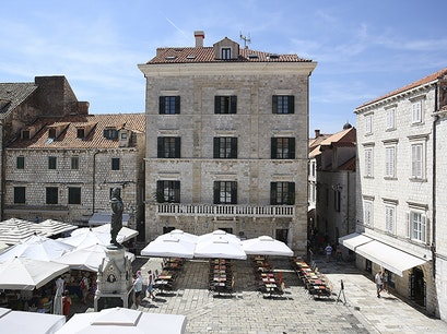 The Pucic Palace Dubrovnik  Croatia