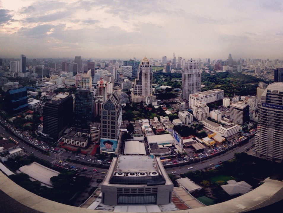 Bangkok from on High