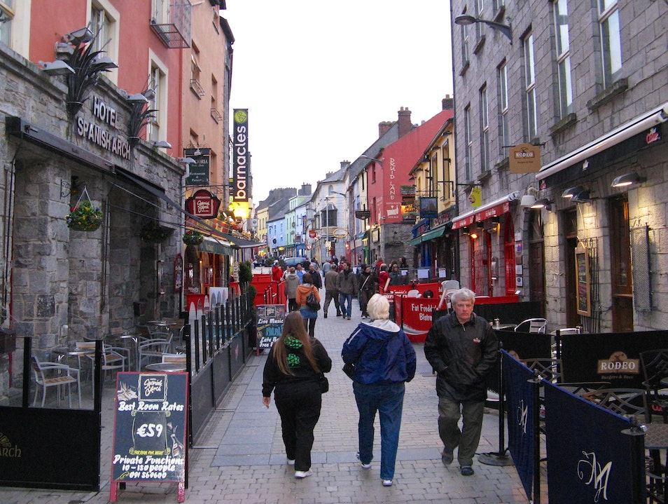 Ireland's Perfect Town