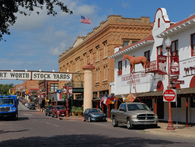 Fort Worth's Historic Heart