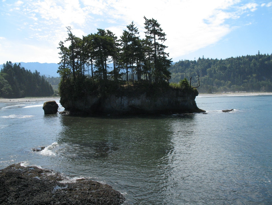 Salt Creek Recreation Area, Washington, USA