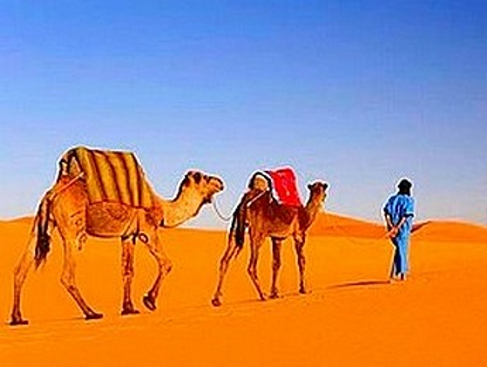 3-day desert tour from Marrakech to Fes