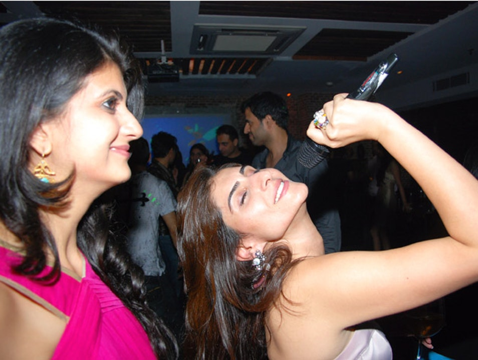 The Best Karaoke in New Delhi: Harry's Karaoke Lounge Bar New Delhi  India