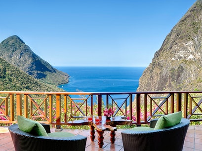 Ladera Resort Jalousle  Saint Lucia