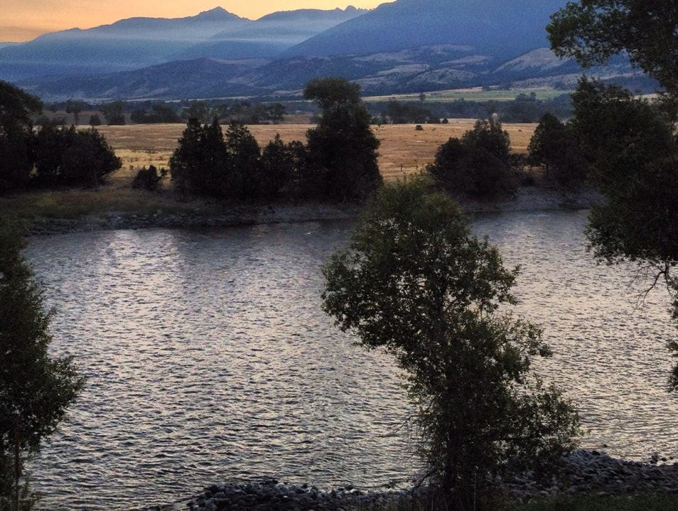 Fly-Fishing and Big Sky Views Galore