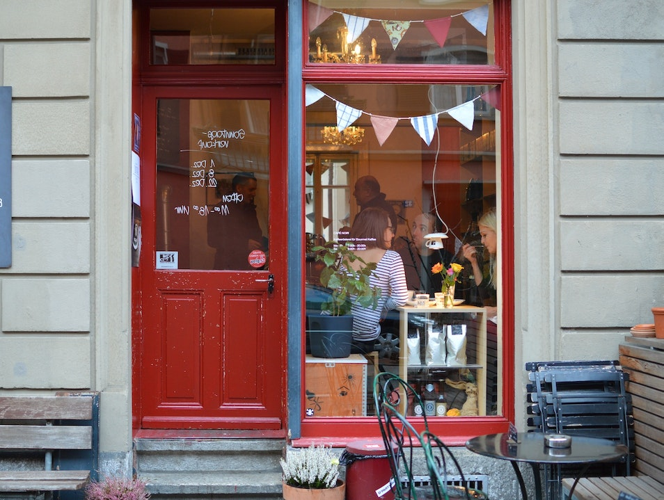 A Locals-Only Cafe in Zurich West Zurich  Switzerland