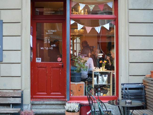 A Locals-Only Cafe in Zurich West