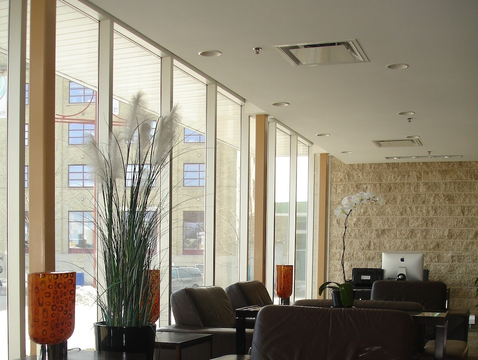 Inn at The Forks, A luxe Experience