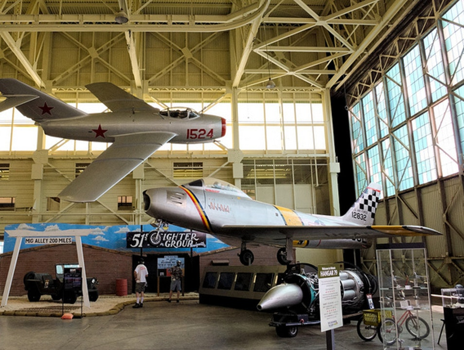 Go Sky High at the Aviation Museum