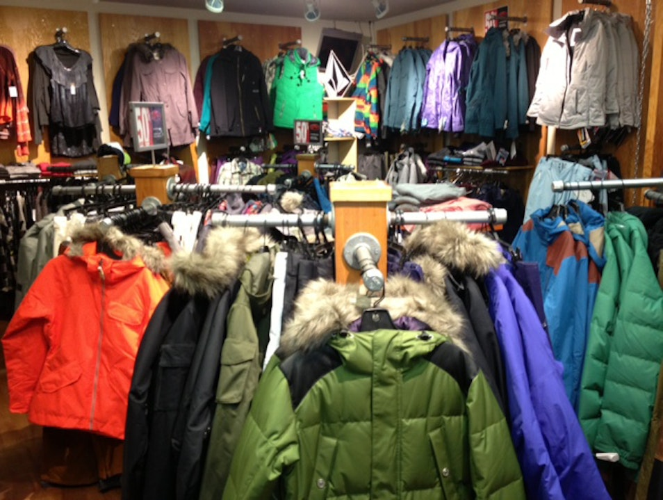 The Trendy Ski and Snowboard Shop Snowmass Colorado United States
