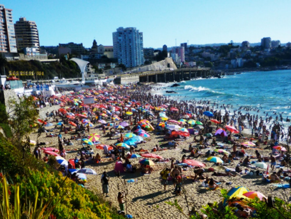 Day Trip to Viña del Mar, Chile Valparaiso  Chile