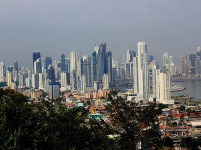 Ancon Hill Panama City  Panama