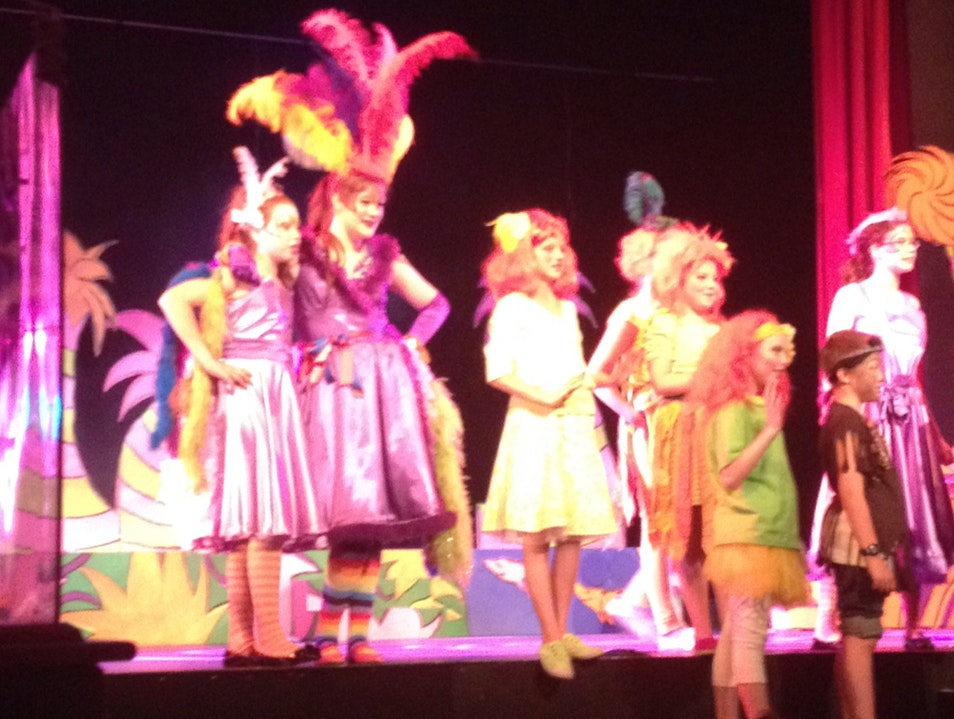 Summer Stock, Seussical