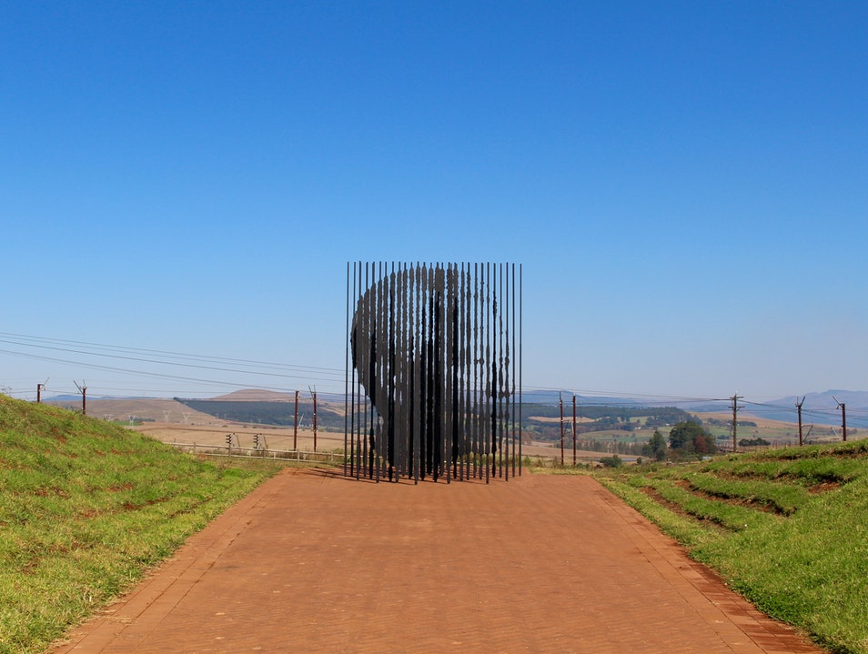 Nelson Mandela Capture Site   South Africa