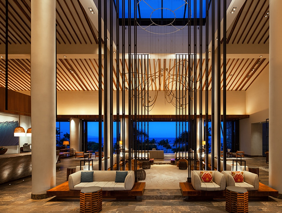 Stylish Hotel on Mokapu Beach  Hawaii United States