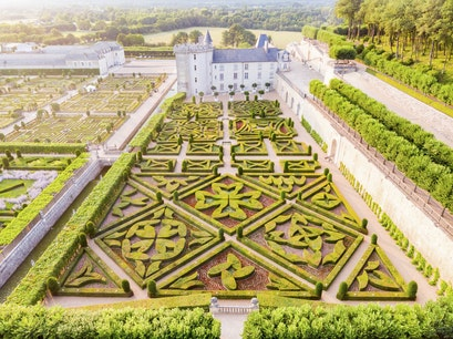Château and Gardens of Villandry   France