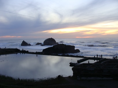 Sutro Baths San Francisco California United States