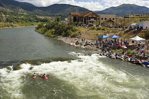 Glenwood Whitewater Park
