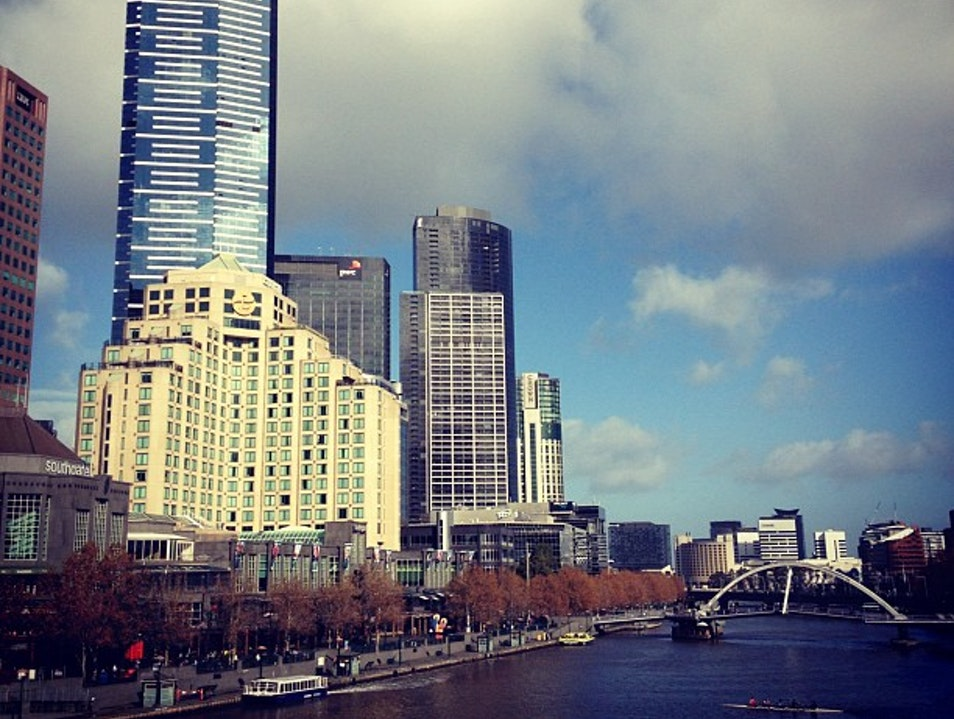 A Photographer's Guide to Melbourne: Birrarung Marr