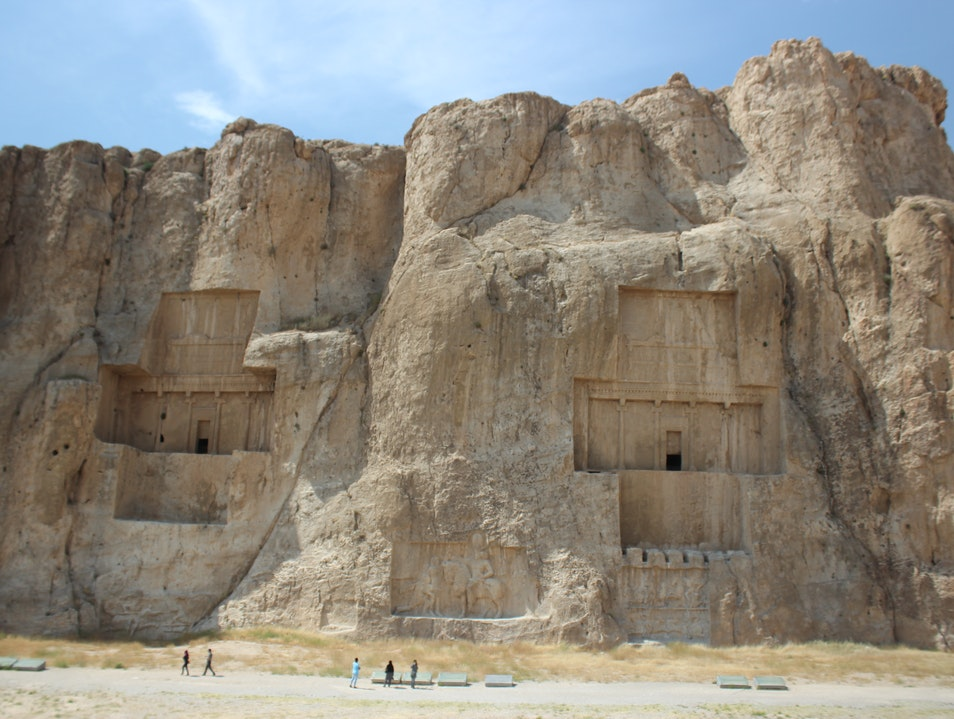 See Iran with Wild Frontiers