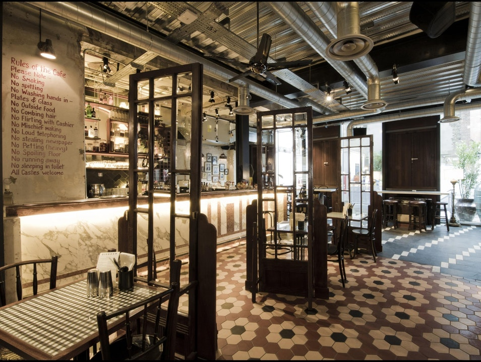 Dishoom:  From Bombay With Love London  United Kingdom