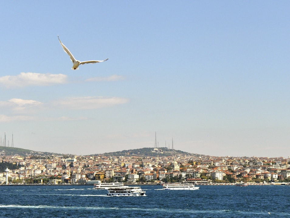 Fly Free (in Running Shoes) Through Istanbul