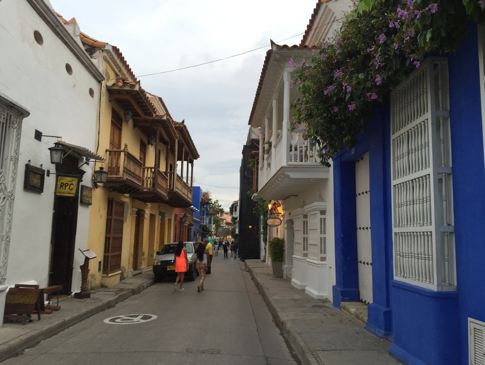 Cartagena by day! Cartagena  Colombia
