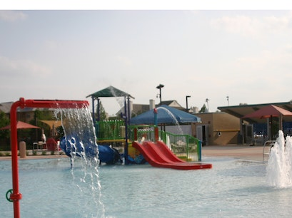 Cimarron Family Aquatic Center Irving Texas United States