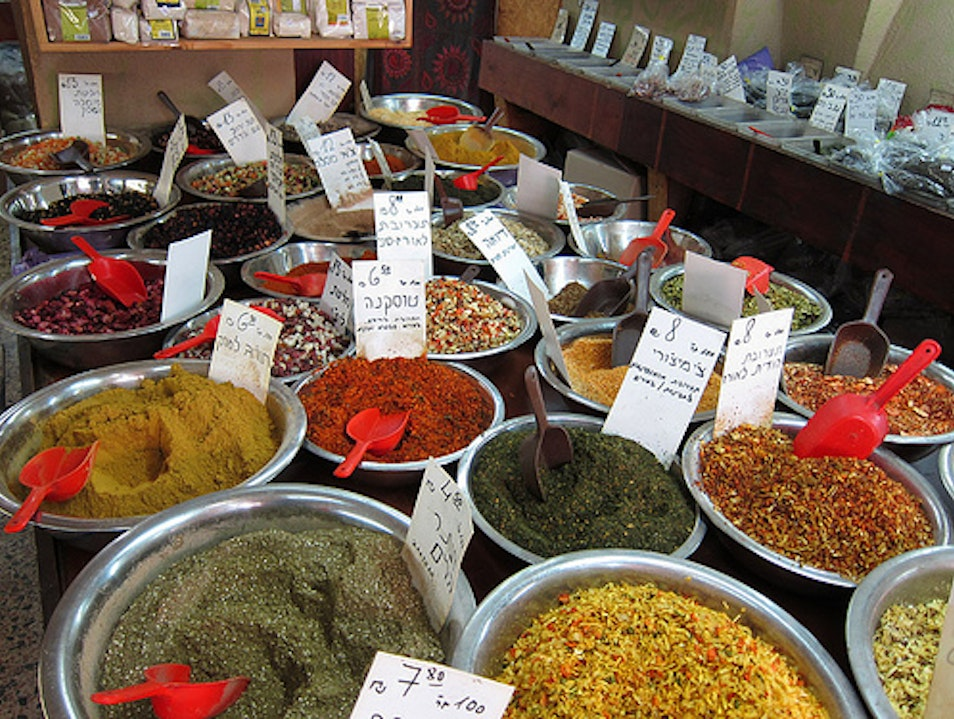Spices in Jerusalem Jerusalem  Israel