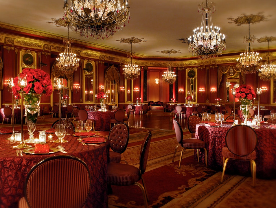 History is Hot at the Palmer House Hilton  Chicago Illinois United States