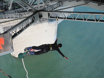 AJ Hackett Bungy Auckland Auckland  New Zealand