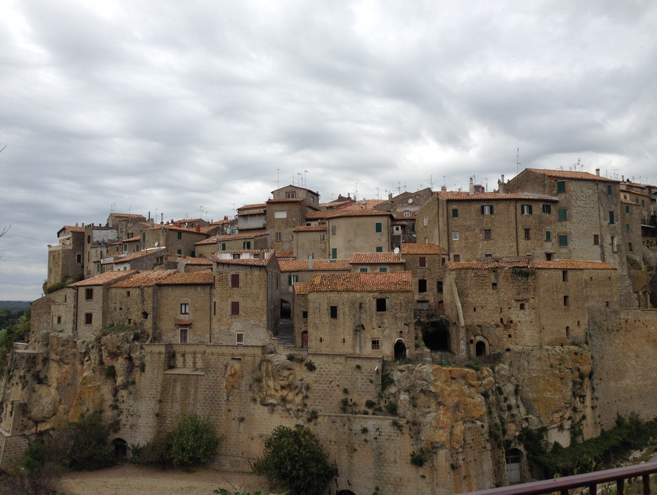 Italy off the beaten path: Farnese, a little gem in the Tuscia Farnese  Italy