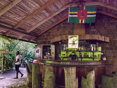 Cobra's Bush Bar   Dominica
