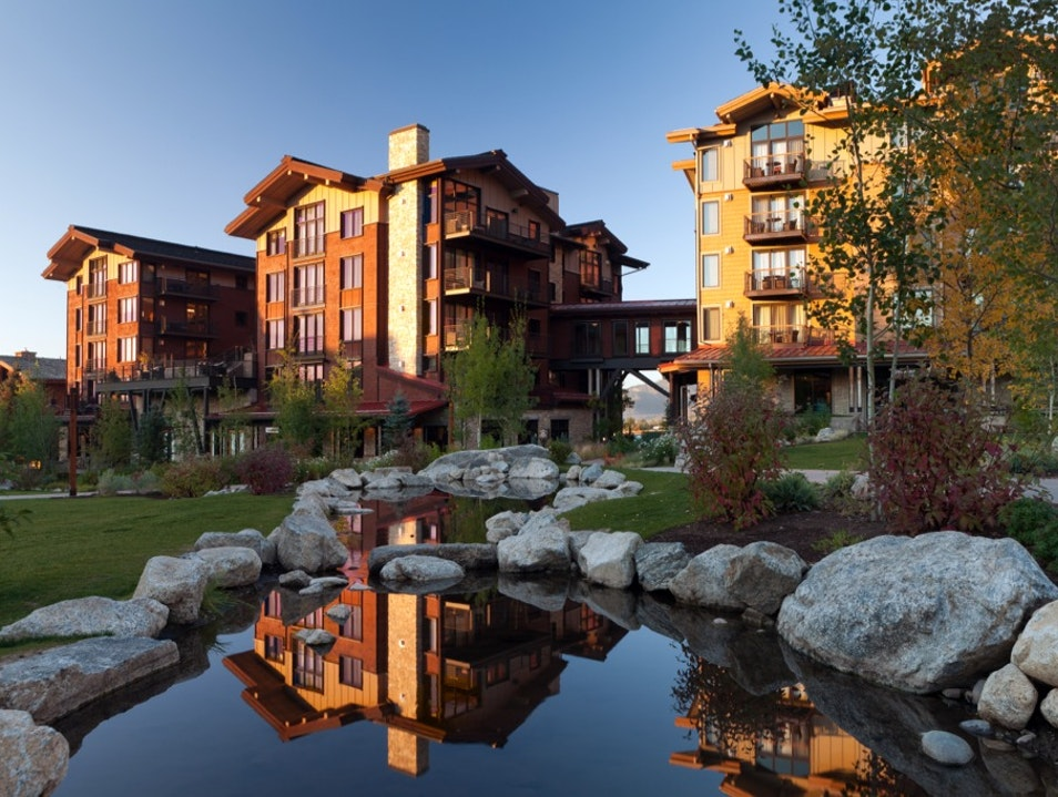 A Green Stay Jackson Wyoming United States
