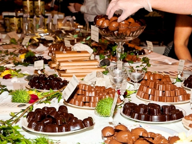 Chocolate Festival in Stockholm