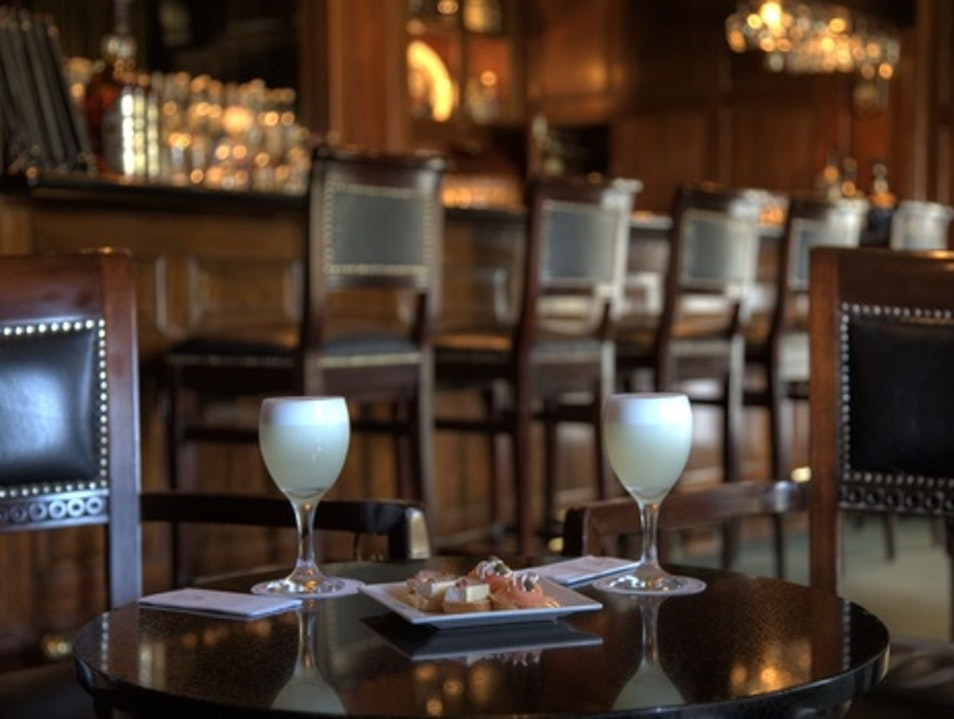 Pisco Sours and Old-School Charm