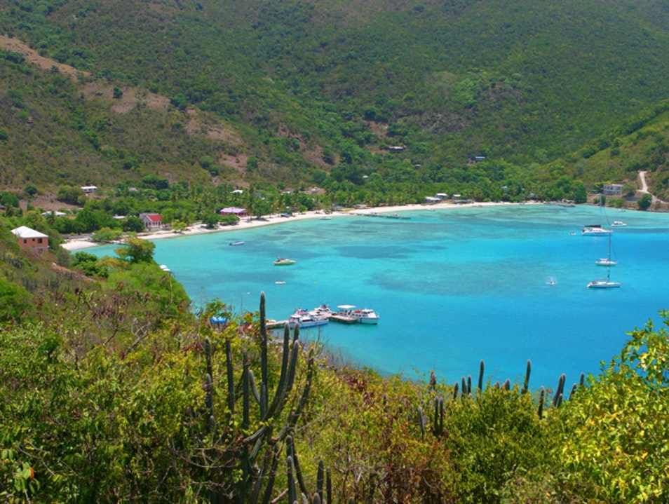 Bar Hop Along Great Harbour and White Bay Jost Van Dyke  British Virgin Islands