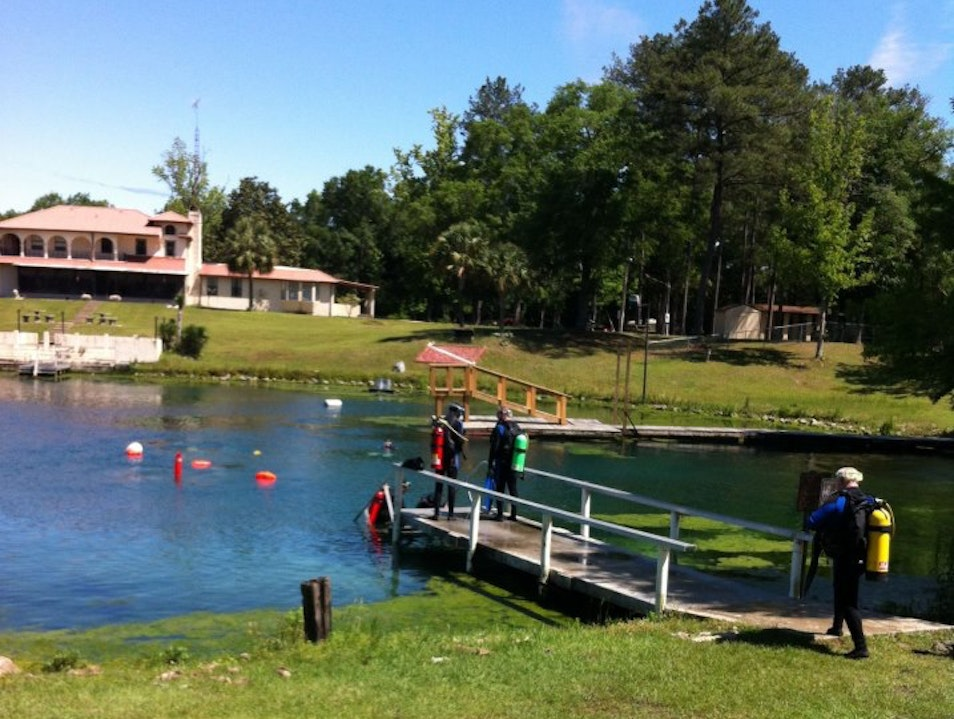 Great diving in clear waters for all levels Ponce De Leon Florida United States