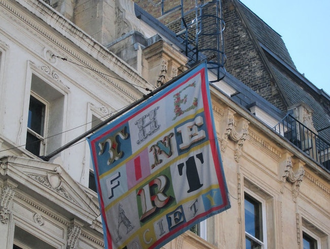 London's Oldest Art Dealer