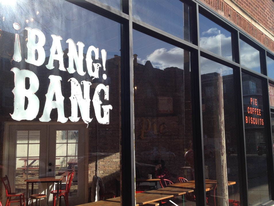 BANG BANG: Pie, Coffee, & Biscuits Chicago Illinois United States