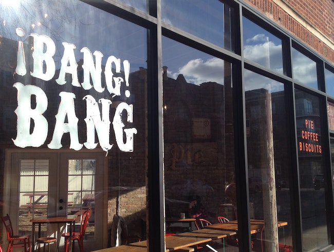 BANG BANG: Pie, Coffee, & Biscuits