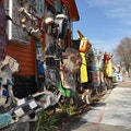 The Heidelberg Project Detroit Michigan United States