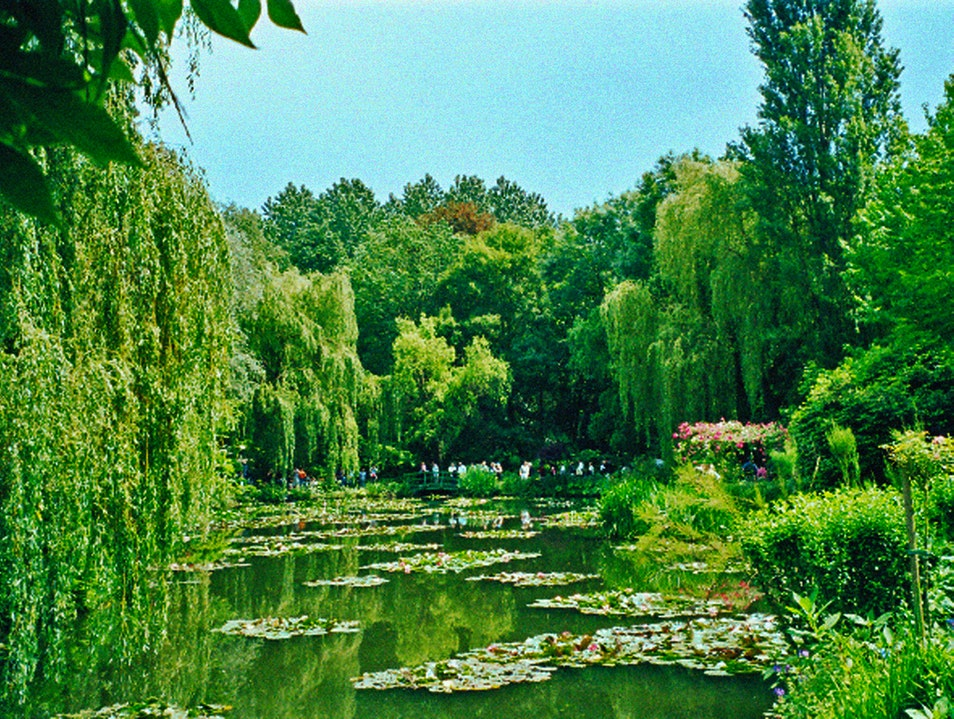 Monet's Inspiration Giverny  France